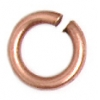 Jump Ring 2-32g Antique Copper 3mm ID/5mm OD